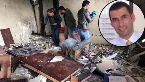 Derik'teki saldırıda yaralanan Kaymakam hayatını kaybetti