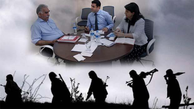 KCK Lideri Öcalan'ın Projeleri Çöktü mü?