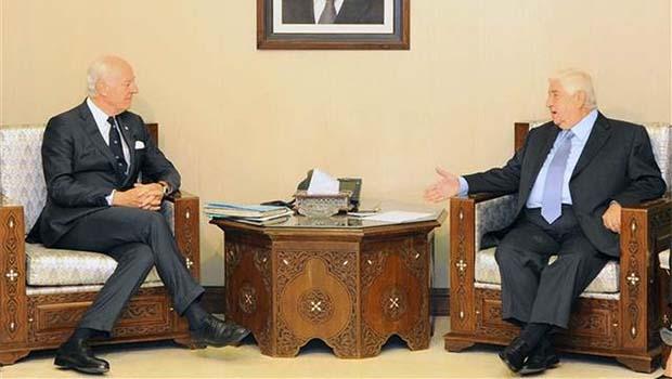 Esad rejiminden BM'nin özerklik teklifine cevap geldi!