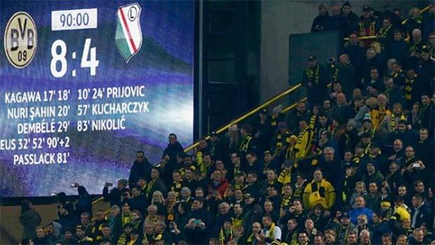 Şampiyonlar Ligi'nde gol rekoru kırıldı