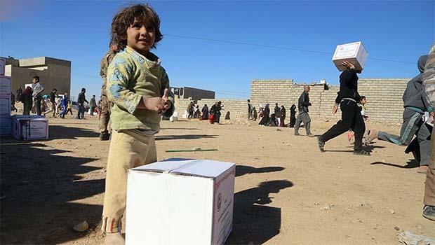 Kürdistan Bölgesi'nden 'acil' yardım çağrısı