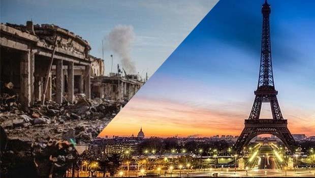 Paris Belediyesi'den Şengal'e hastane ve okul