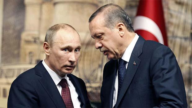 Times: Putin ve Erdoğan Suriye için anlaştı