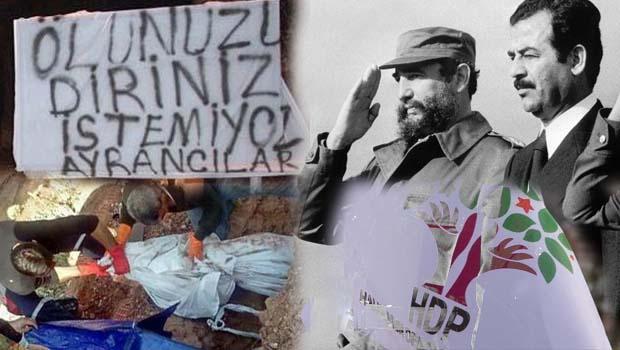 Coğrafyamızda Kürdlere Reva Görülenler ve Fidel Castro Aşkı
