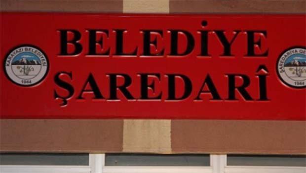 DBP'li iki belediyenin eşbaşkanları gözaltında