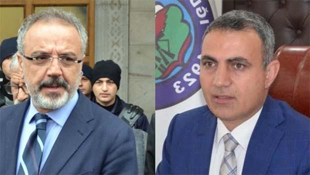 DBP'li son 2 belediye başkanı