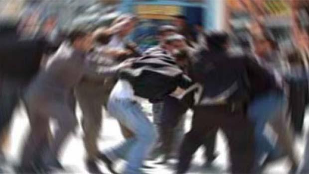 Elazığ'da silahlı kavga