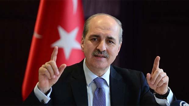 Kurtulmuş: Oklar PKK'yi işaret ediyor