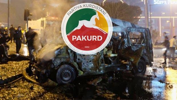 PAKURD: Şiddet, siyaset ve meşruiyet alanını daraltır