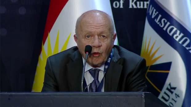 İsmail Beşikçi: Yüzyıldır Kürtlerin bağımsız devlet kurma hakları gasp edilmiştir!