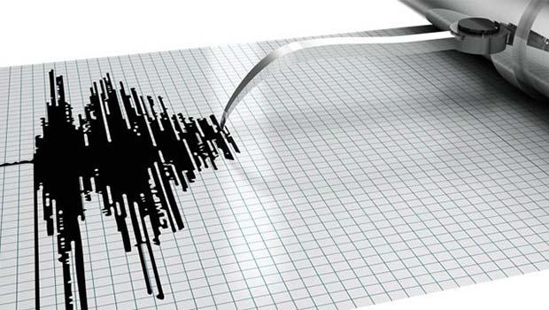 Erzincan'da 4.5 büyüklüğünde deprem