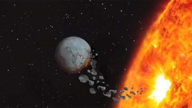 Güneş'in 'gezegen yiyen' ikiz kardeşi bulundu