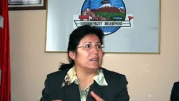 Ağrı Belediye Eşbaşkanı İzmir'de gözaltına alındı