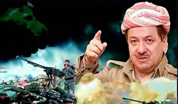 Başkomutan Barzani