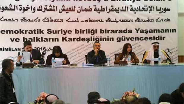 Kurucu Meclis karar verdi: Rojava ismi kaldırıldı!