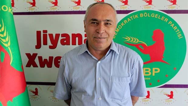 DBP Eş Genel Başkan Yardımcısıda dahil sekiz kişi tutuklandı