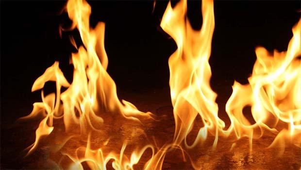 Derik'te yangın faciası: 2 ölü, 2 yaralı