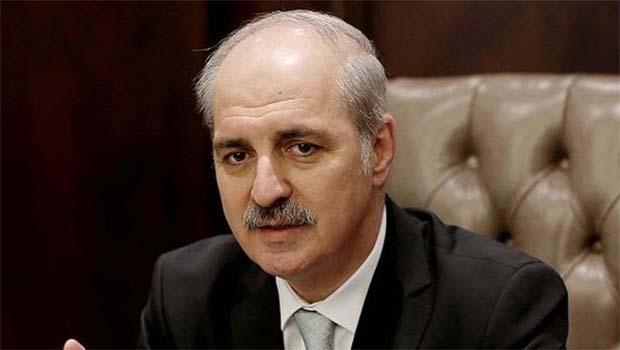 Kurtulmuş: Suriye politikası büyük yanlışlarla dolu