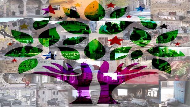 HDP'yi kapatma; 'Şiddet ve Şefkat' -1