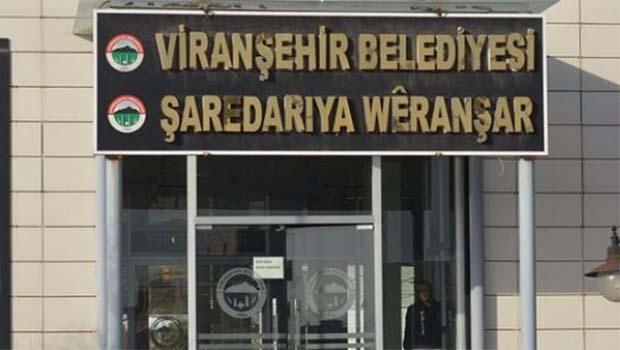 Urfa'da iki belediyeye kayyum atandı