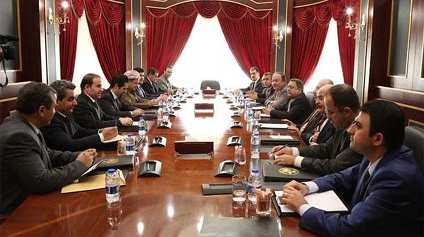Mesud Barzani: Yolsuzluğa karışan herkes, yargılanacak!