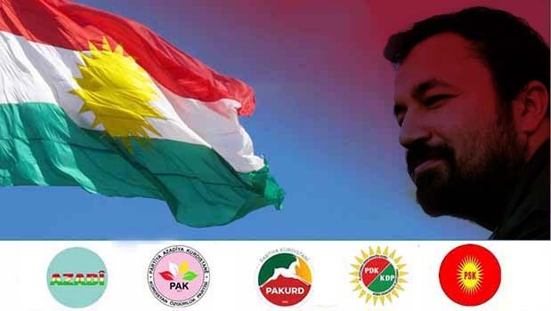 Kürdistani partilerden Baran'ın gözaltına alınmasına kınama
