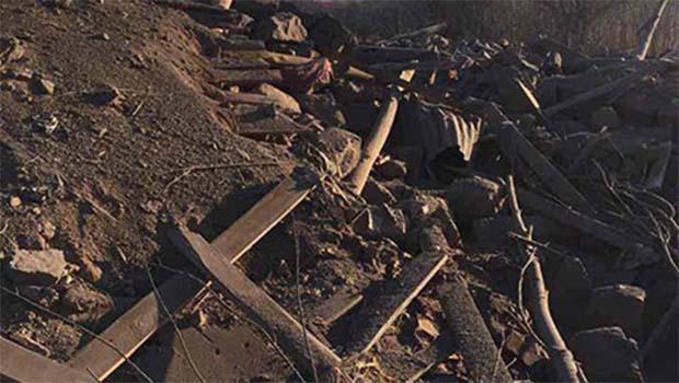 Türk uçakları Amediye'yi bombaladı!