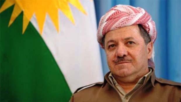 Başkan Mesud Barzani Davos'a gitti