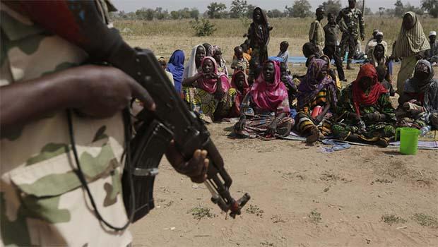 Nijerya'da 'yanlışlıkla' mülteci katliamı!