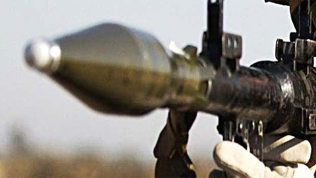 Siirt'te askeri araca roketli saldırı