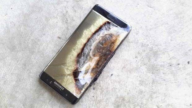 Samsung, Note 7'deki patlamaların nedenini açıkladı