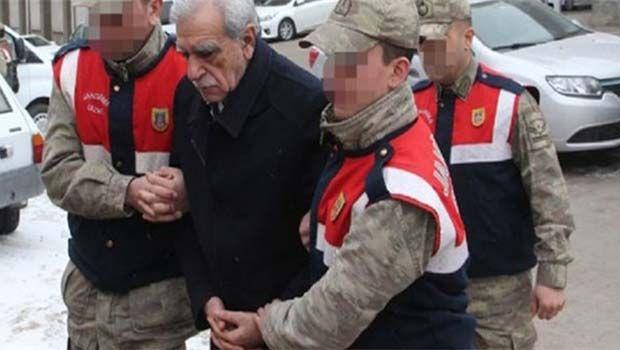 Ahmet Türk'ün kelepçeli fotoğrafına Ak Partili vekillerden tepki