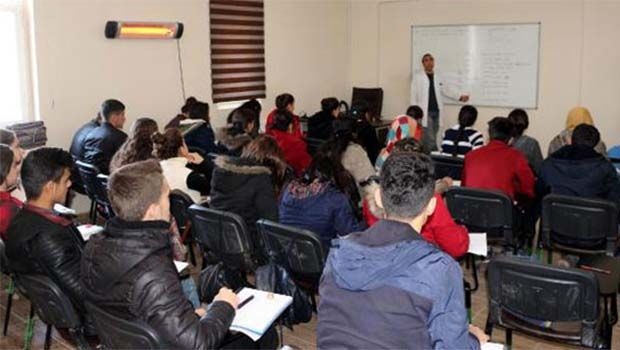 Şırnak'ta 24 bin öğrenci telafi eğitiminde