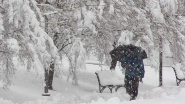 Kürt illerine Yoğun kar uyarısı