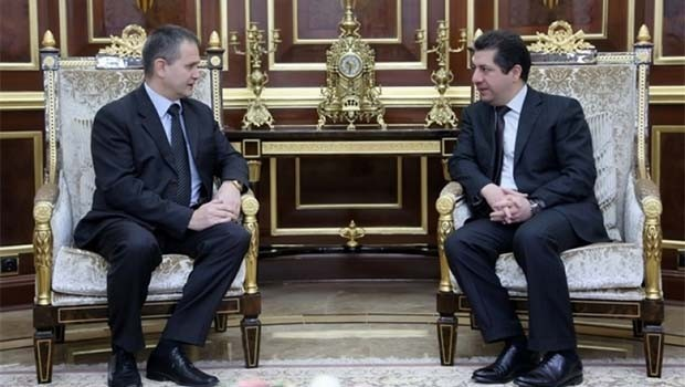 Mesrur Barzani: Irak dağılsa bile Kürdistan'da istikrar devam edecek