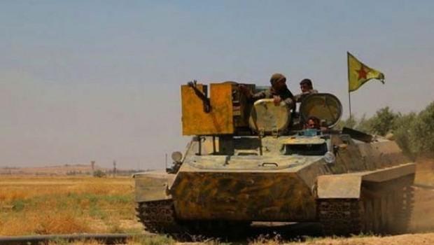 ABD gazetesinden çarpıcı YPG ve Rakka iddiası!