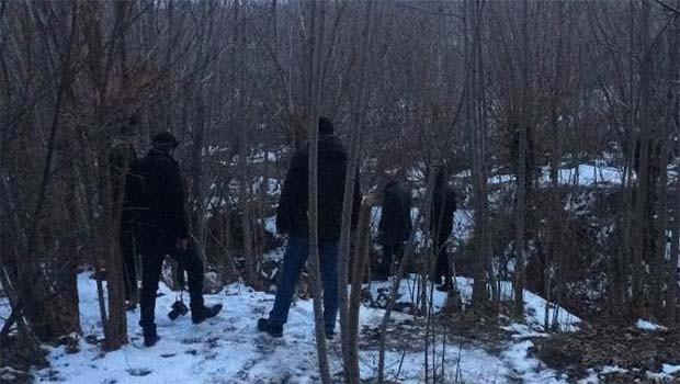 Elazığ'da ağaçlık alanda tüfekle vurulmuş iki kişi bulundu