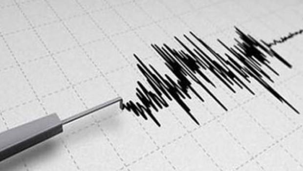 Elazığ'da Deprem oldu.