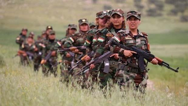 Roj Peşmerge birlikleri Batı Kürdistan'a dönmeye hazır