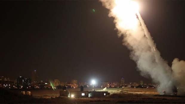 Sina'dan İsrail'e roketli saldırı!