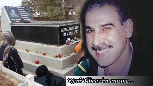Prof. Dr. Ümit Yazıcıoğlu: Kani Yılmaz'ın anısına...