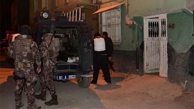 Adana'da KCK operasyonu; 26 kişi gözaltında