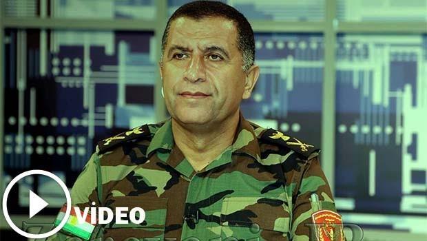 Eziz Weysi: Rojava Peşmergeleri kısa bir süre sonra Batı Kurdistan'a geçecekler