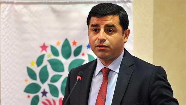 HDP Eş Genel Başkanı Selahattin Demirtaş'a hapis cezası