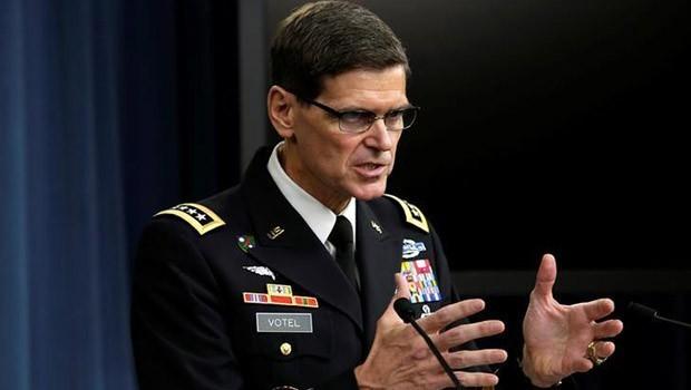 ABD'li komutandan Suriye açıklaması