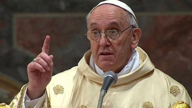 Papa: Su için bir dünya savaşı çıkabilir