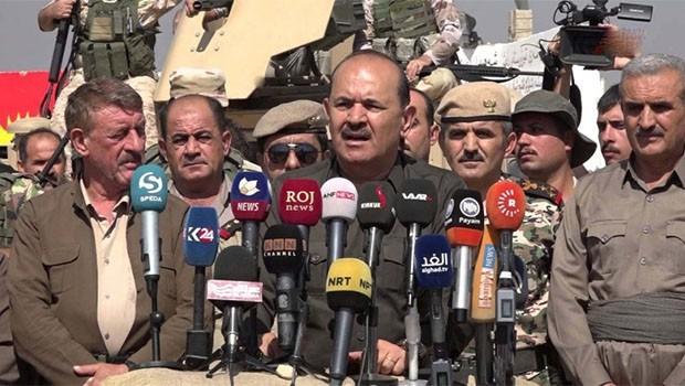 Peşmerge'den Irak Ordusuna 'Hewice' uyarısı