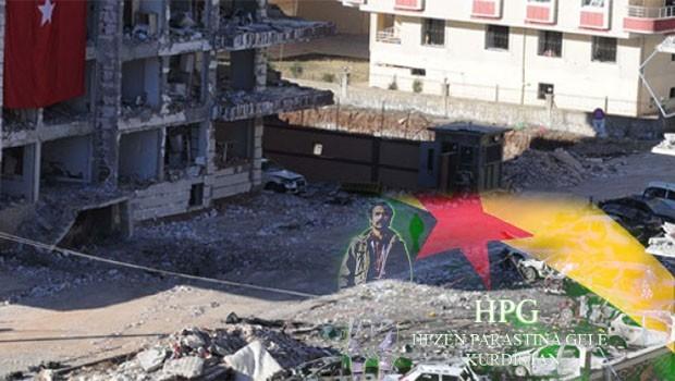 Viranşehir saldırısını PKK üstlendi