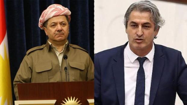 HDP'li vekil: Barzani'nin fikirlerini önemsiyoruz