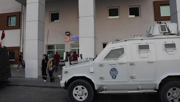 Nusaybin'de patlama: Yaralılar var!